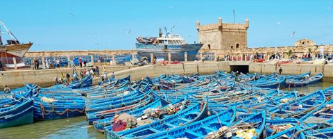 Excursion Essaouira desde Marrakech