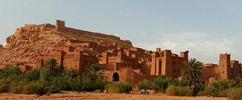 Excursion a la Kasbah de Ait Ben Haddou desde Marrakech