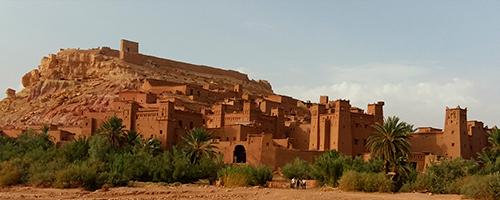 viaje de novios a Marruecos descubre la Kasbah de Ait Ben Haddou
