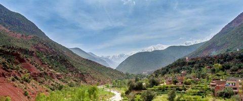Excursion al valle de ourika desde marrakech