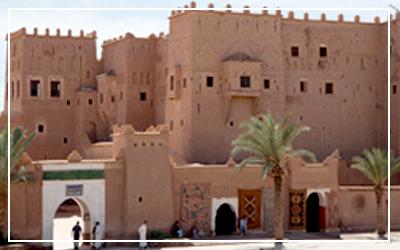 Ruta de 8 días por Marruecos, Ouarzazate