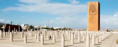 viaje de novios en Rabat