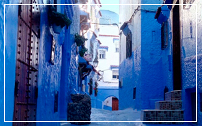 Ruta por Marruecos desde Tanger, Chauen