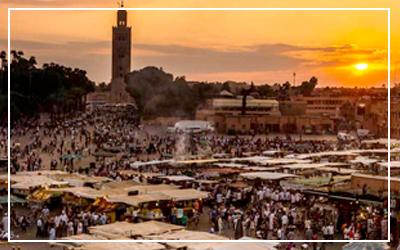 viaje a marruecos puente de mayo 2018, Marrakech