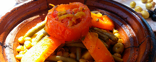 Rclases de cocina para tus actividades en Marruecos