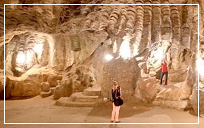 Ruta por Marruecos desde Tanger, Cuevas de Hércules