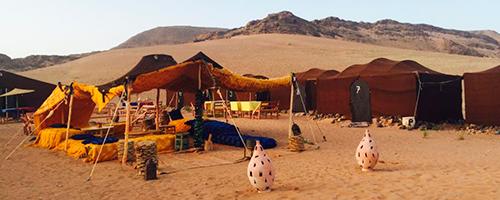 viaje de novios en el Desierto de Zagora