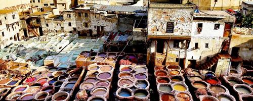 viaje de novios en Fez