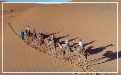 fin de año en el desierto de marruecos 2019