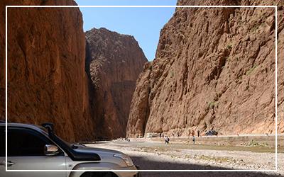 viaje al desierto puente de mayo 2018