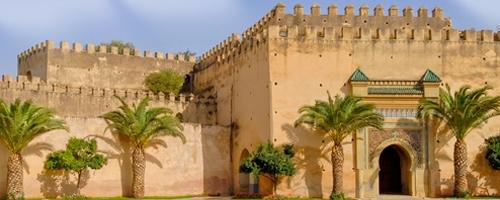 Meknes, ciudad imperial de Marruecos