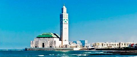 viaje de novios en Casablanca