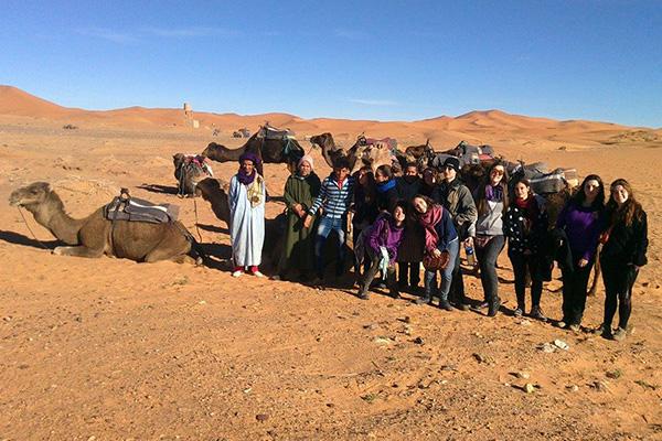 Viaje a marruecos todo incluido para grupos a medida