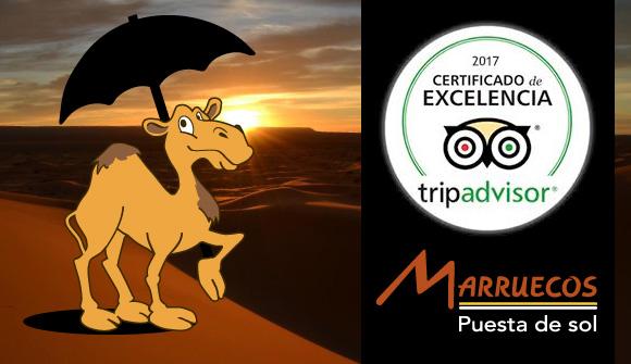 Viaje a Marruecos todo incluido con excelencia 2017 de TripAdvisor